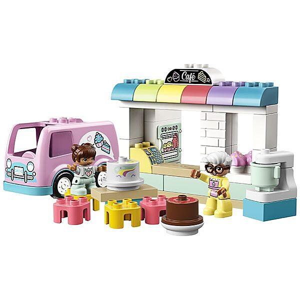 LEGO Duplo: Pékség 10928 - 2. Kép