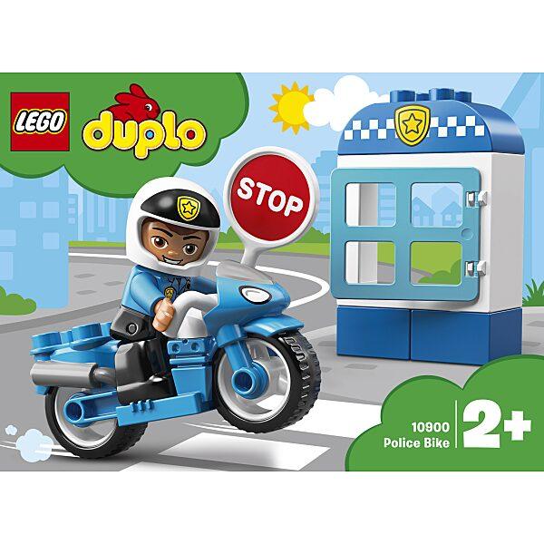 LEGO® DUPLO®: Rendőrségi motor 10900 - 2. Kép