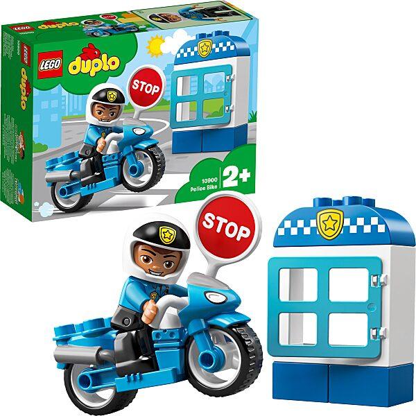 LEGO® DUPLO®: Rendőrségi motor 10900 - 3. Kép