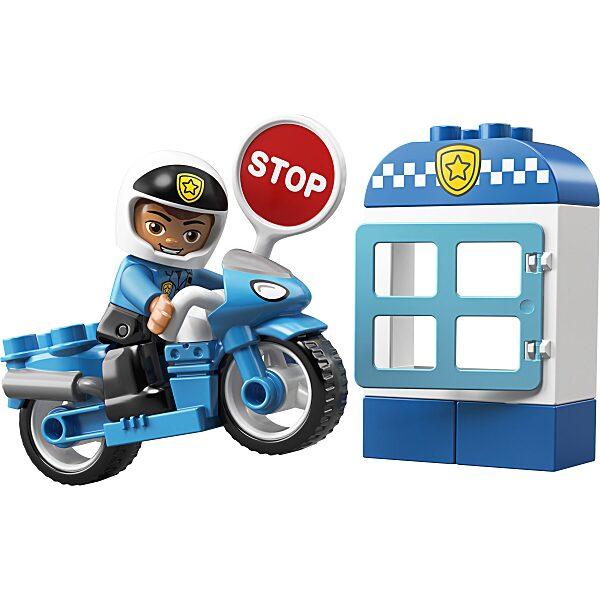 LEGO® DUPLO®: Rendőrségi motor 10900 - 4. Kép
