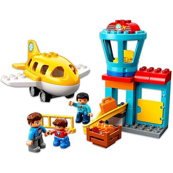 LEGO DUPLO: Repülőtér 10871 - 2. Kép