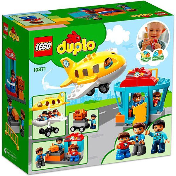 LEGO DUPLO: Repülőtér 10871 - 3. Kép