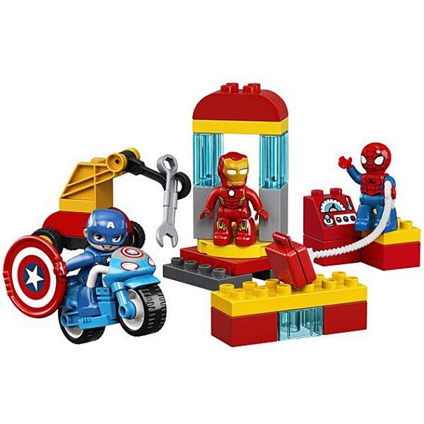 LEGO Duplo Super Heroes: Szuperhős labor 10921 - 2. Kép
