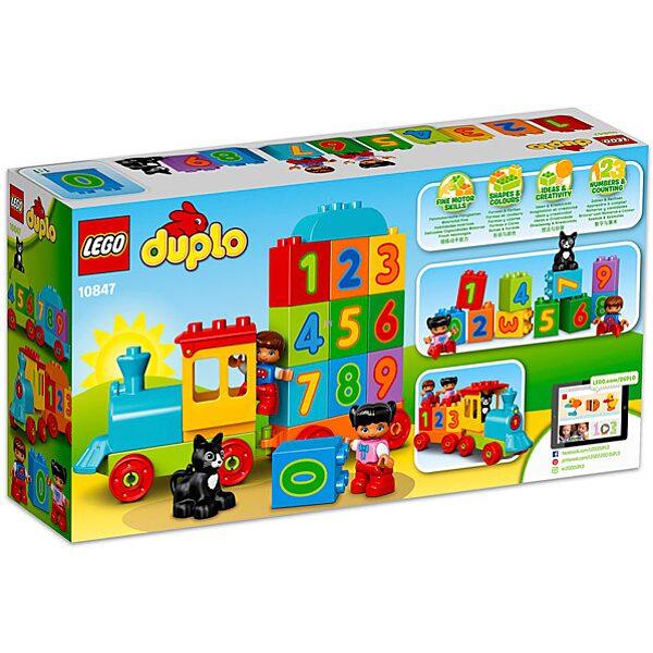 LEGO DUPLO: Számvonat 10847 - 3. Kép