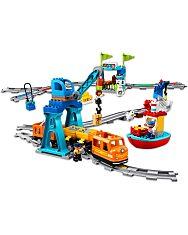 LEGO DUPLO: Tehervonat 10875 - 2. Kép