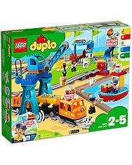 LEGO DUPLO: Tehervonat 10875 - 1. Kép