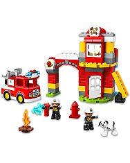LEGO DUPLO: Tűzoltóállomás 10903 - 2. Kép