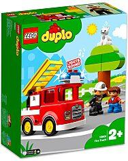 LEGO DUPLO: Tűzoltóautó 10901 - 1. Kép