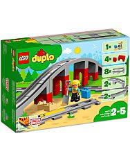 LEGO DUPLO: Vasúti híd és sínek 10872 - 1. Kép