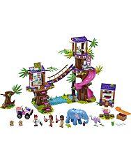 LEGO Friends: Dzsungel Mentőközpont 41424 - 2. Kép
