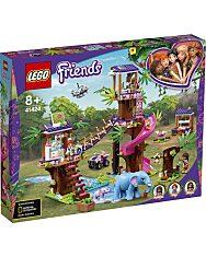 LEGO Friends: Dzsungel Mentőközpont 41424 - 1. Kép