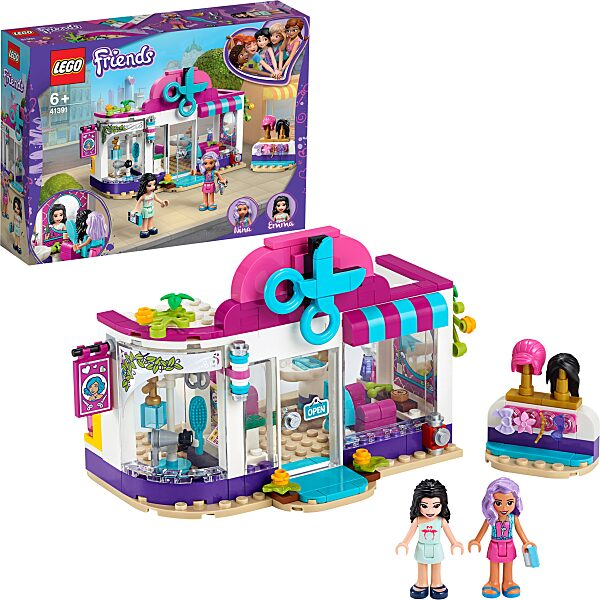 LEGO® Friends: Heartlake City Fodrászat 41391 - 3. Kép