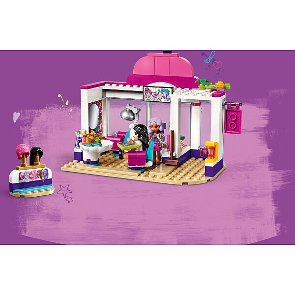 LEGO® Friends: Heartlake City Fodrászat 41391 - 7. Kép
