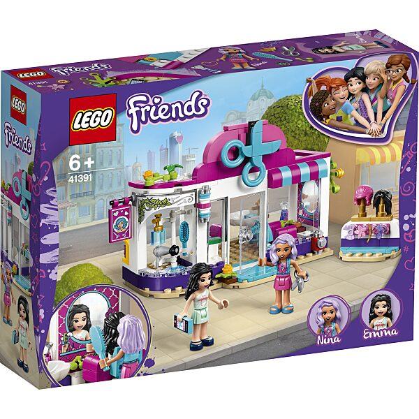 LEGO® Friends: Heartlake City Fodrászat 41391 - 1. Kép