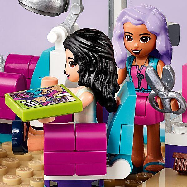 LEGO® Friends: Heartlake City Fodrászat 41391 - 8. Kép