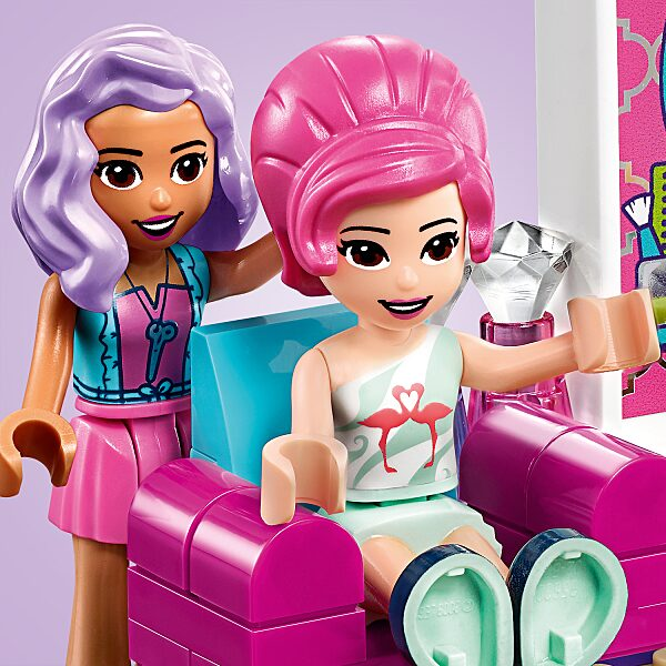 LEGO® Friends: Heartlake City Fodrászat 41391 - 9. Kép