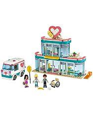 LEGO Friends: Heartlake City Kórház 41394 - 2. Kép
