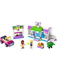LEGO Friends: Heartlake City Szupermarket 41362 - 2. Kép