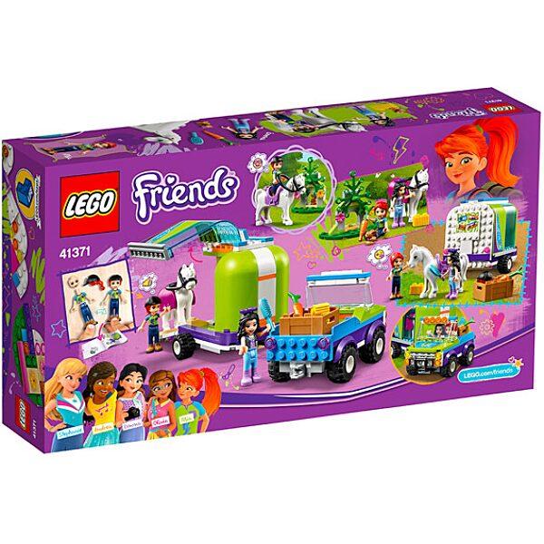 LEGO Friends: Mia lószállító utánfutója 41371 - 3. Kép