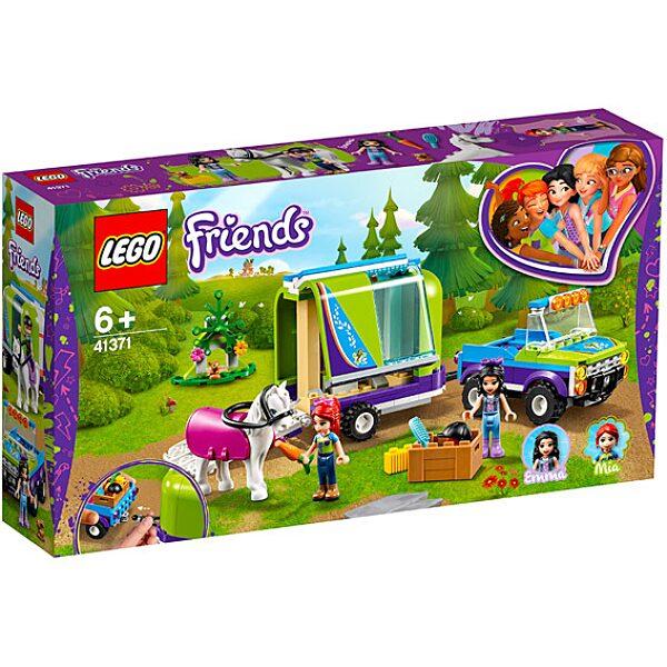 LEGO Friends: Mia lószállító utánfutója 41371 - 1. Kép