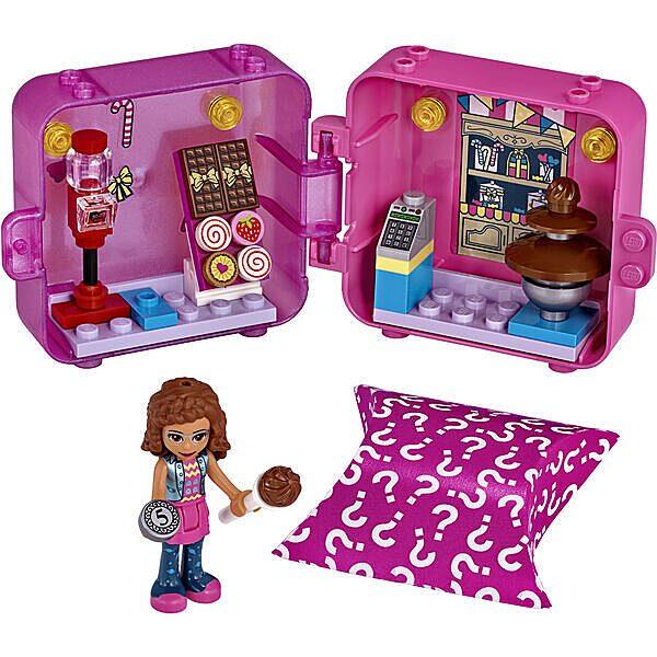 LEGO Friends: Olivia shopping dobozkája 41407 - 2. Kép