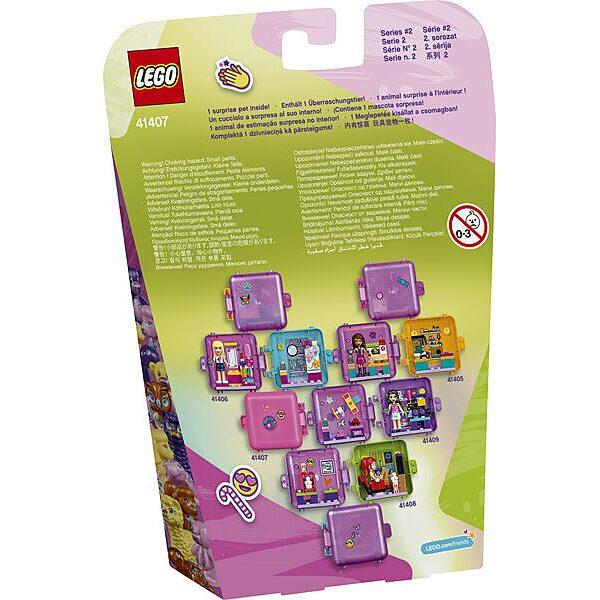 LEGO Friends: Olivia shopping dobozkája 41407 - 3. Kép