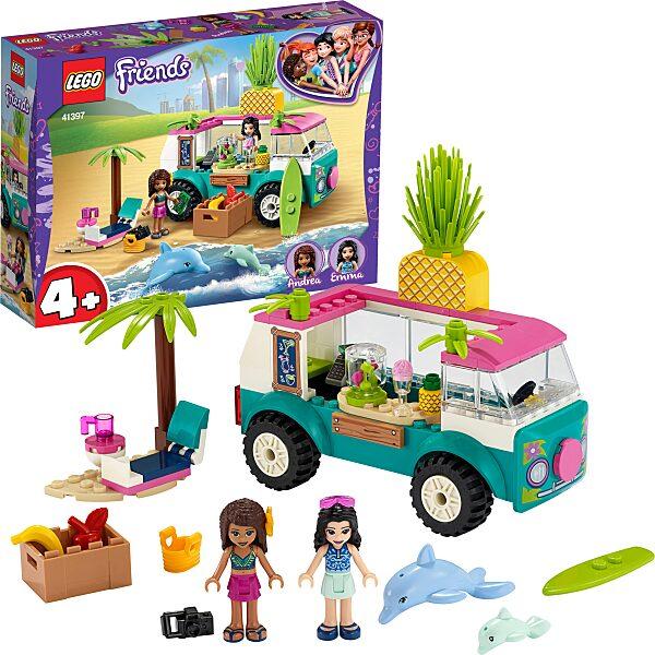 LEGO® Friends: Tengerparti felfrissülés 41397 - 3. Kép