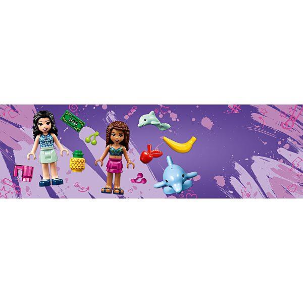 LEGO® Friends: Tengerparti felfrissülés 41397 - 4. Kép