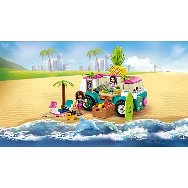 LEGO® Friends: Tengerparti felfrissülés 41397 - 6. Kép