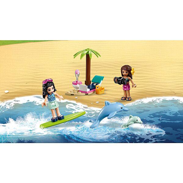 LEGO® Friends: Tengerparti felfrissülés 41397 - 8. Kép