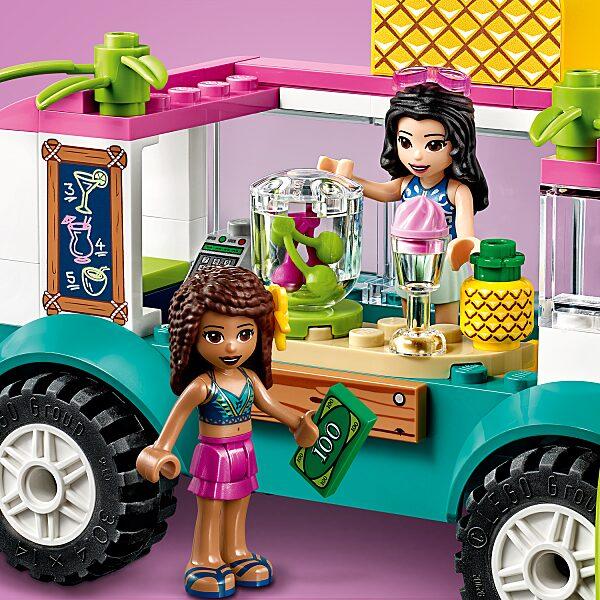 LEGO® Friends: Tengerparti felfrissülés 41397 - 10. Kép