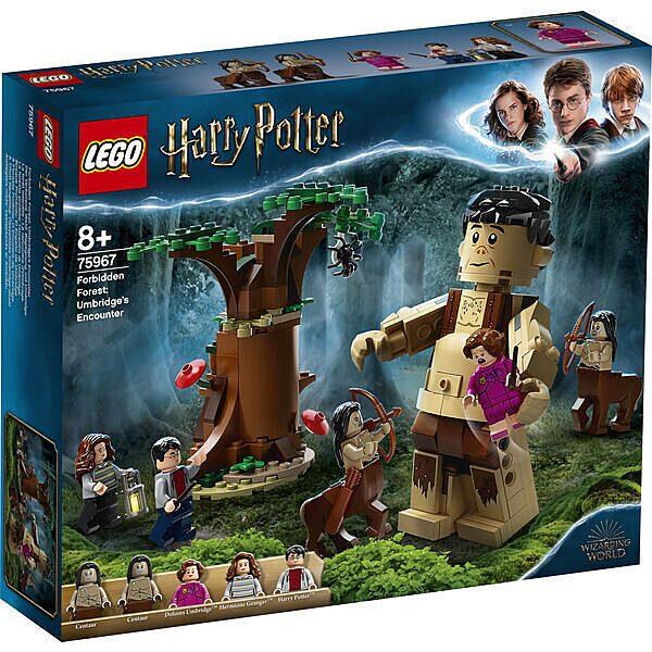 LEGO Harry Potter: A Tiltott Rengeteg - Összecsapás Umbridge 75967 - 1. Kép