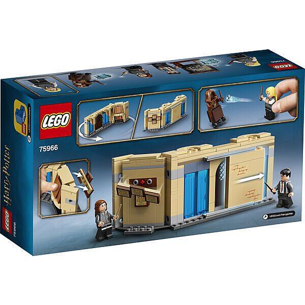 LEGO Harry Potter: Roxfort A Szükség Szobája 75966 - 3. Kép