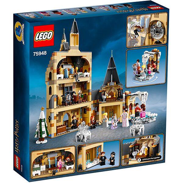 LEGO Harry Potter: Roxforti óratorony 75948 - 3. Kép