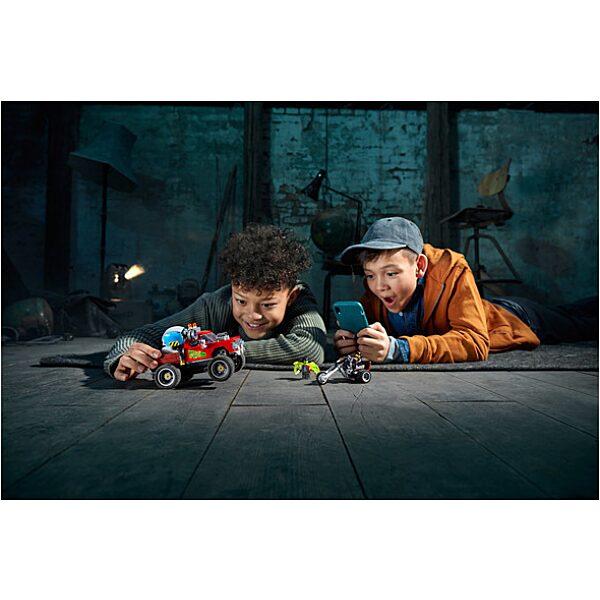 LEGO Hidden Side: El Fuego kaszkadőr járgánya 70421 - 3. Kép