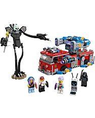 LEGO Hidden Side: Fantom tűzoltóautó 3000 70436 - 2. Kép