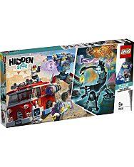 LEGO Hidden Side: Fantom tűzoltóautó 3000 70436 - 1. Kép