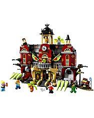 LEGO Hidden Side: Newbury kísértetjárta gimnázium 70425 - 2. Kép