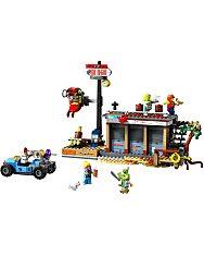 LEGO Hidden Side: Ráktámadás 70422 - 2. Kép