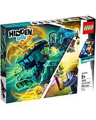 LEGO Hidden Side: Szellem expressz 70424 - 1. Kép