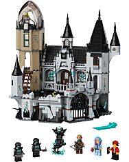 LEGO Hidden Side: Titokzatos kastély 70437 - 2. Kép