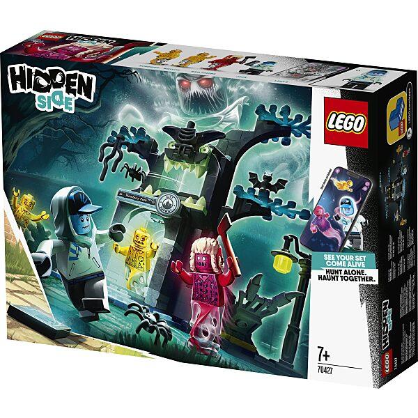 LEGO® Hidden Side: Üdvözlünk a Hidden Side-ban! 70427 - 2. Kép