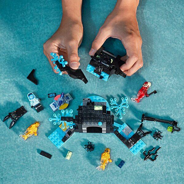 LEGO® Hidden Side: Üdvözlünk a Hidden Side-ban! 70427 - 12. Kép