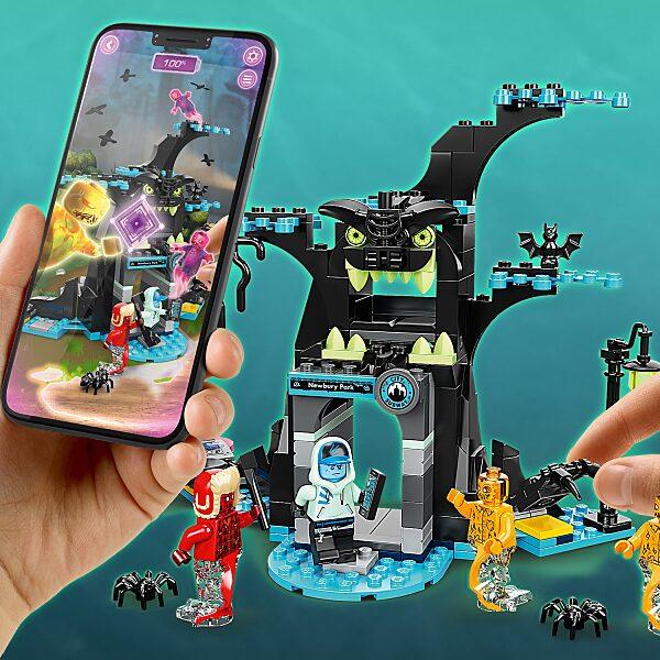 LEGO® Hidden Side: Üdvözlünk a Hidden Side-ban! 70427 - 14. Kép