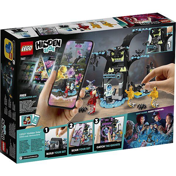LEGO® Hidden Side: Üdvözlünk a Hidden Side-ban! 70427 - 3. Kép