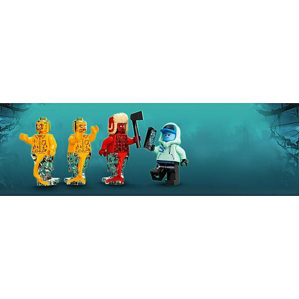 LEGO® Hidden Side: Üdvözlünk a Hidden Side-ban! 70427 - 4. Kép