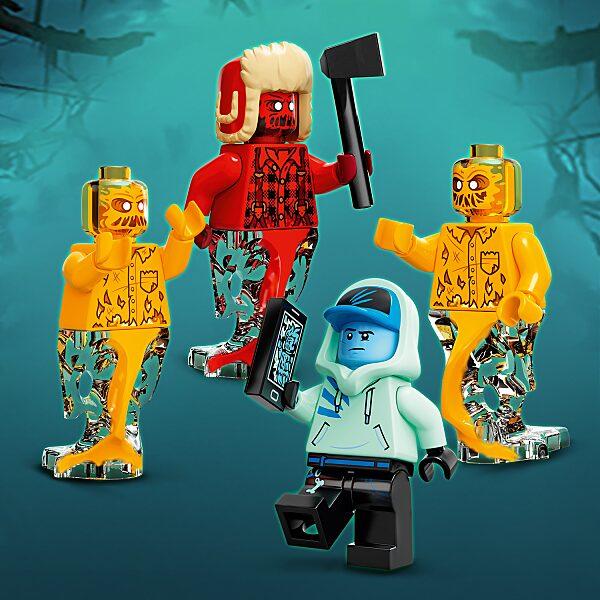 LEGO® Hidden Side: Üdvözlünk a Hidden Side-ban! 70427 - 5. Kép