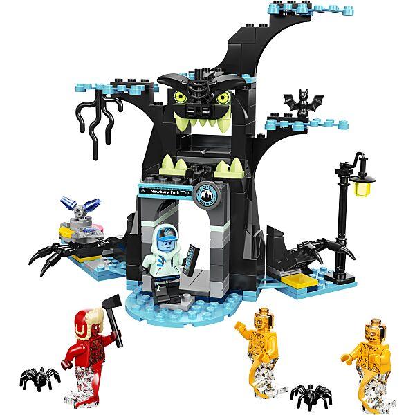 LEGO® Hidden Side: Üdvözlünk a Hidden Side-ban! 70427 - 7. Kép