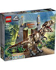 Lego Jurassic Park: T. rex tombolás 75936 - 1. Kép