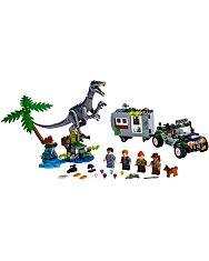 LEGO Jurassic World: Baryonyx bonyodalom: A kincsvadászat 75935 - 2. Kép